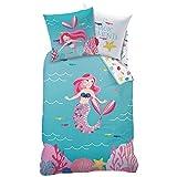 MERMAID MEERJUNGFRAU Mädchen Bettwäsche · Kinderbettwäsche · OCEAN GIRL · magische Momente in...