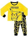 Pokemon Jungen Schlafanzug Pikachu 134