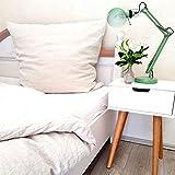 leinenlieb®: Leinen-Bettwäsche aus 100% Leinen (Bettwäsche-Set: Decke 135 x 200 cm und Kissen 80...
