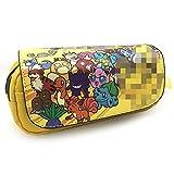Pokemon Mäppchen, NALCY Pikachu Mäppchen, 3D Bleistiftkoffer, Bleistiftbeutel Kosmetiktaschen,...