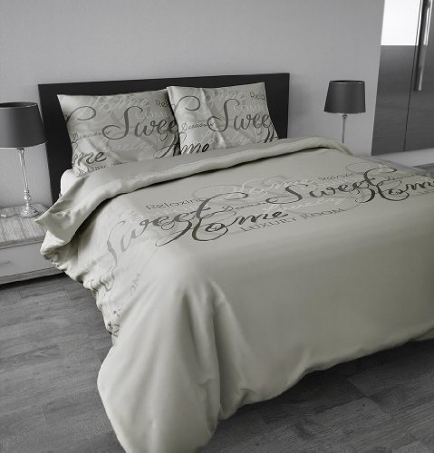 Sleeptime Bettwäsche Royal Luxury Sand 200x200220 Hellbraun