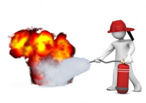 Sicherheit durch brandhemmende Bettwäsche